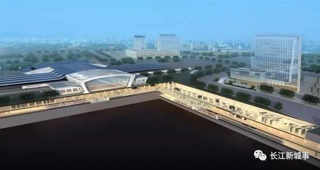 你好,武汉东站!你好,武汉光谷未来城!(图2)