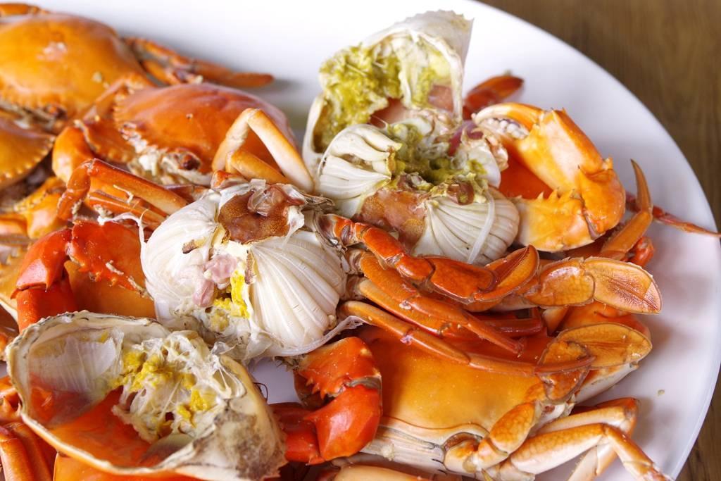 除了埭头村的当地菜肴,还有九龙江口的