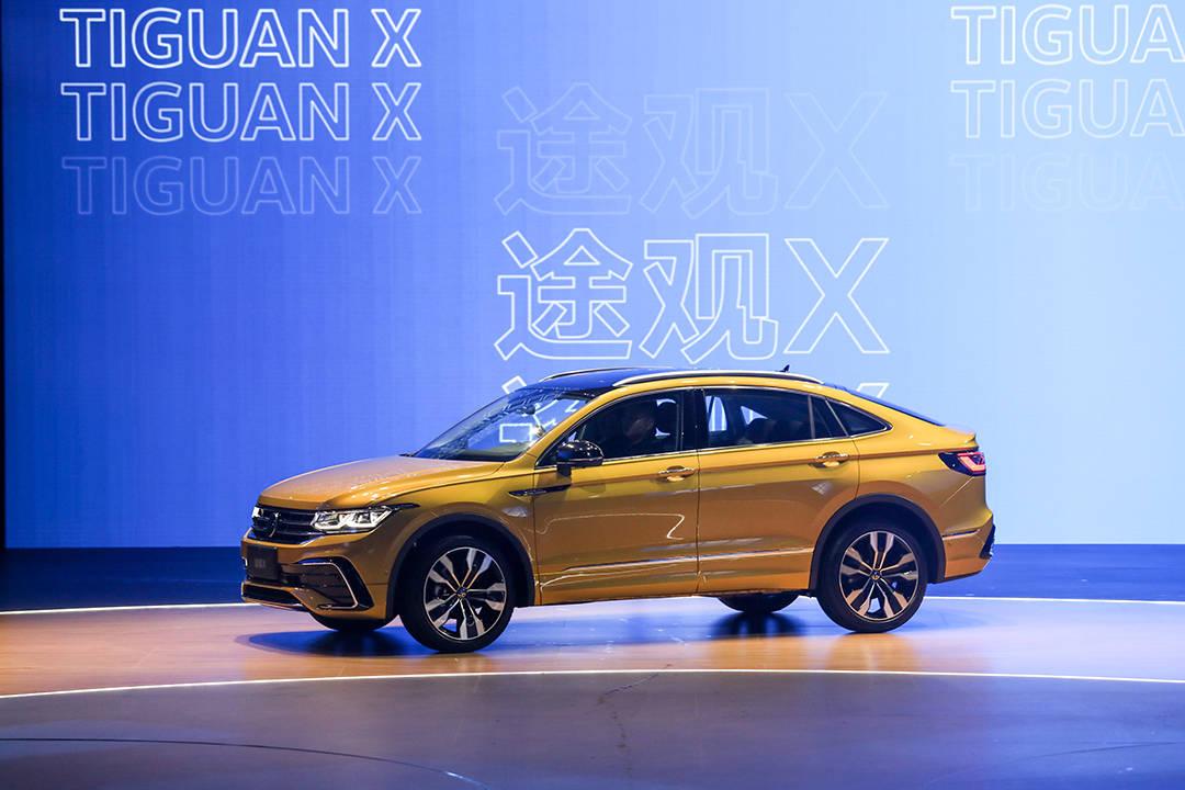 智联专访丨途观X拓局登场上汽大众SUV战略布局的新起点