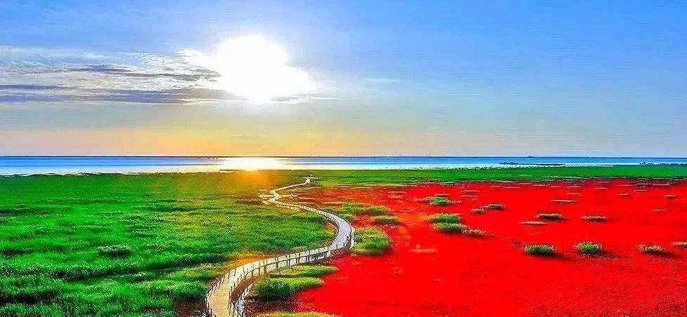 盘锦的经济总量_盘锦红海滩
