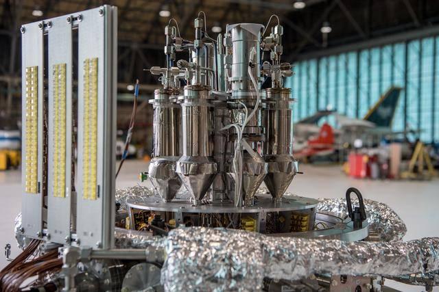 美国宇航局测试小型核反