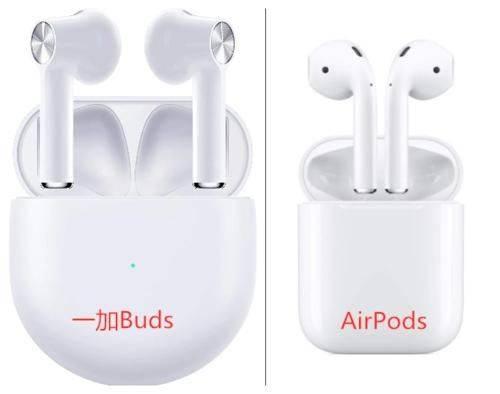 """原创             闹大乌龙!美国海关截获""""假AirPods"""",却是正版一加Buds"""