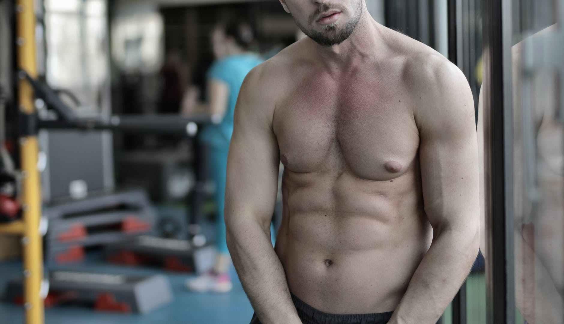 练了一年多仰卧起坐,可做两三百个,怎么腹肌还是看不到?_运动