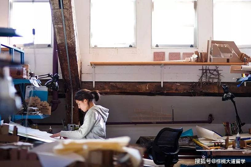 原创             享有盛名,各专业都位于领域前端——美国罗德岛设计学院