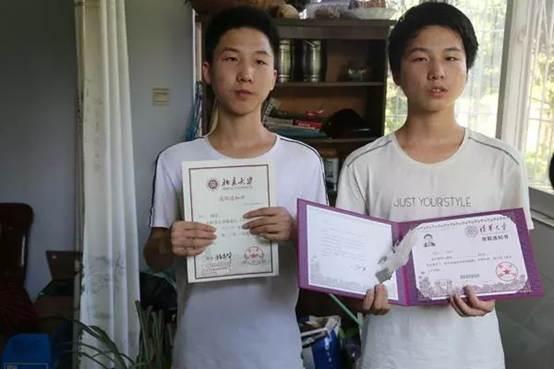双胎胞学霸考上清华北大,父亲一语道破秘密:小学才是关键!