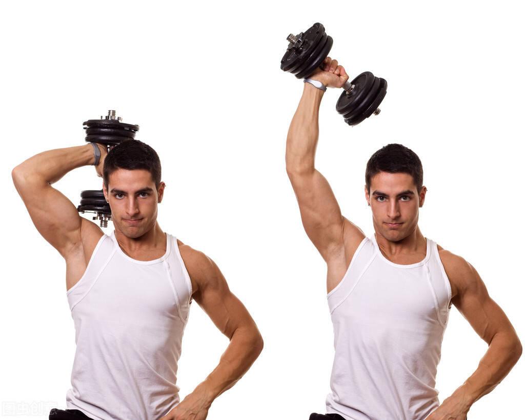 拒绝手臂拜拜肉!一组练臂动作,练出好看的天鹅臂!