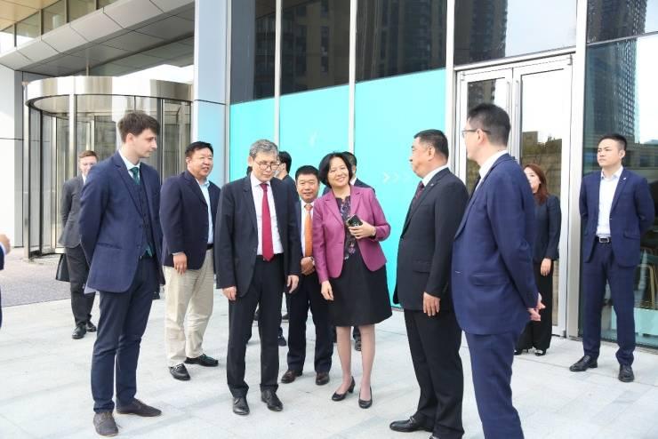 富力中心举办中俄艺术文化交流会推动中俄文艺交流新发展