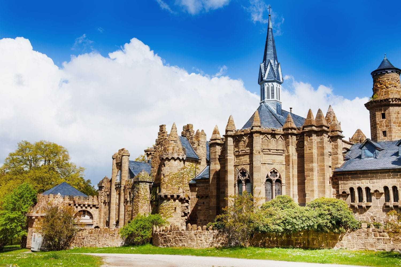 罗文堡城堡