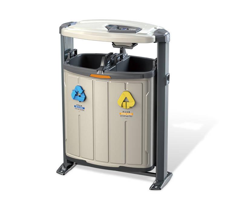 户外分类垃圾桶(图2)