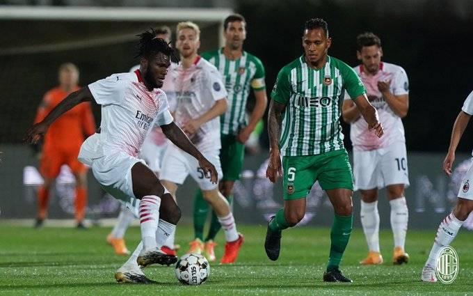 2020-21赛季欧联杯资格赛第4轮一场焦点战拉