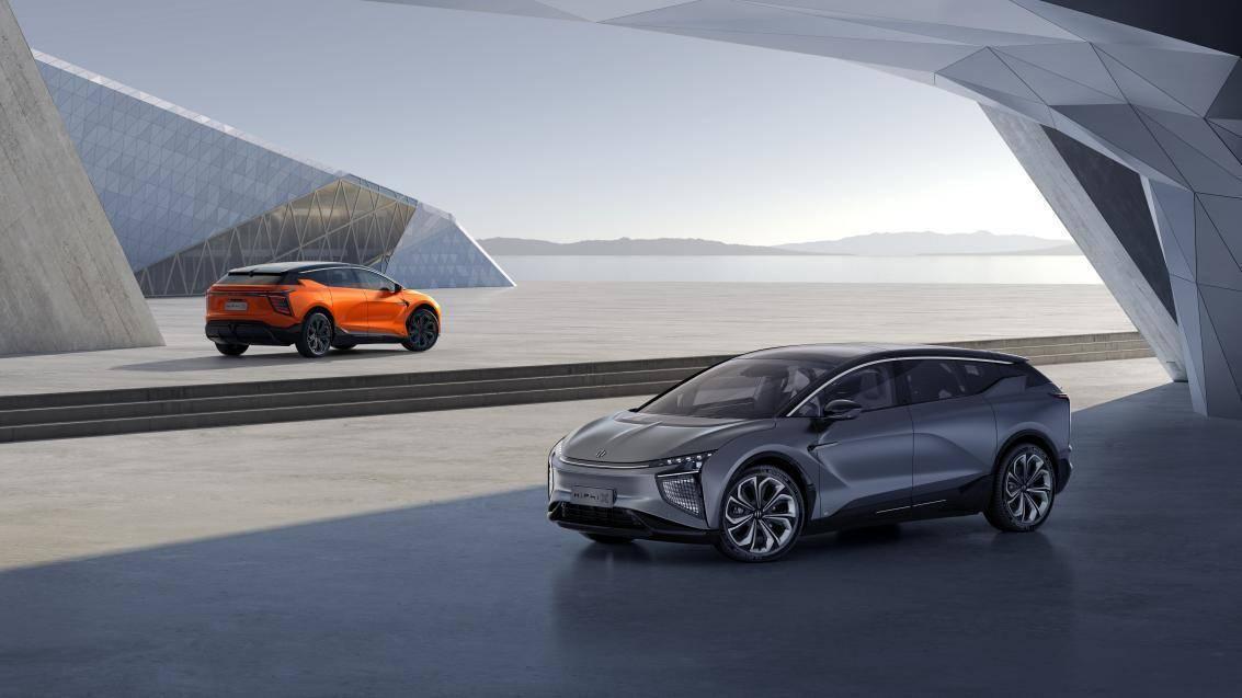 王牌亮出,新能源智能汽车领域破晓者HiPhi X来了!