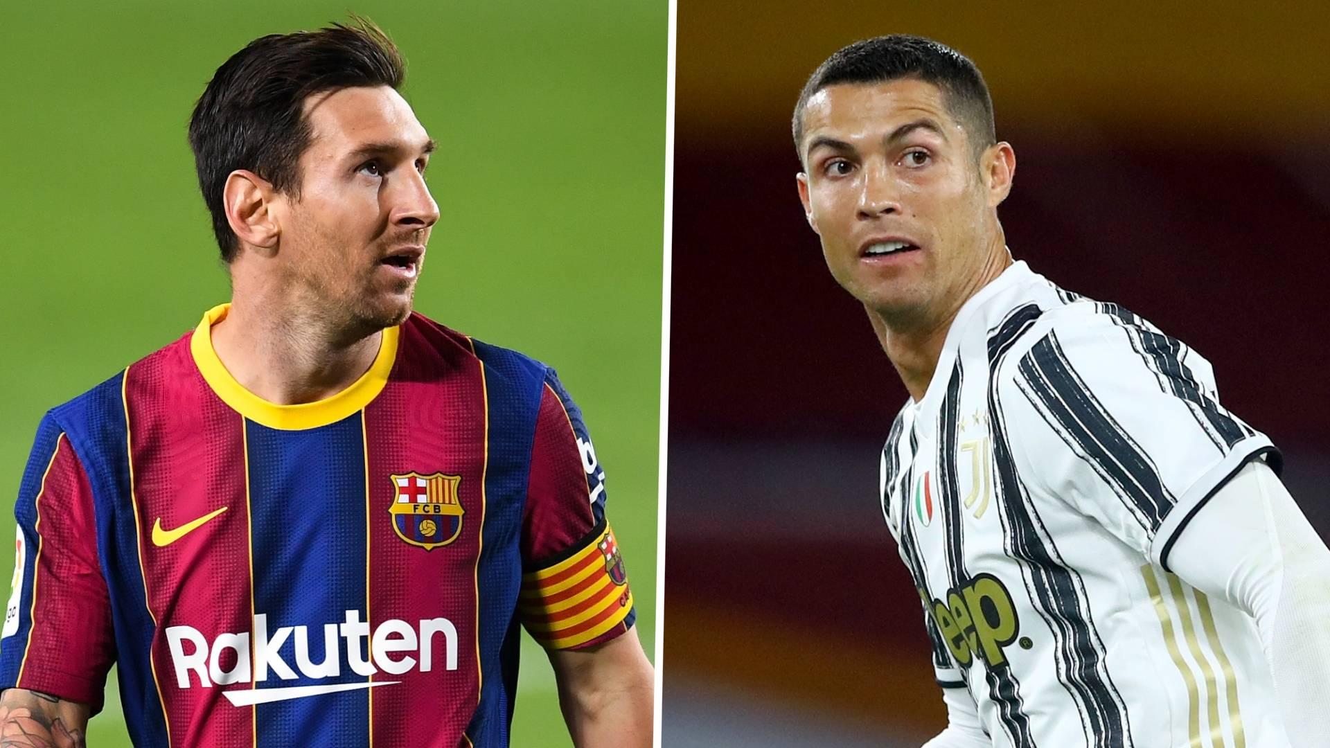 内德维德:C罗和梅西仍然是世界上最好的球员