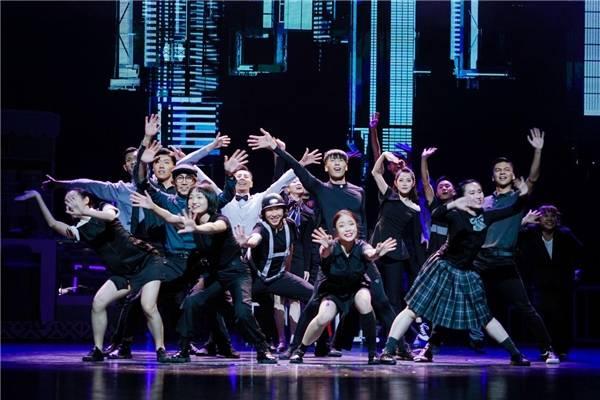 音樂劇《歡迎光臨》北京天橋藝術中心光芒首演 全國巡演拉開帷幕