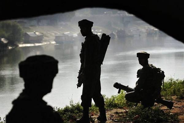 另一支印度军队自杀 这是本周第二起自杀