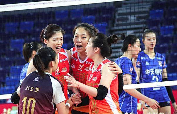 nba外围:全国锦标赛展示进攻型排球?天津女排2点被横扫 三项技术缺失