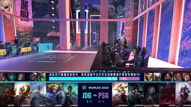 LOL:JDG爆冷惨败给PSG,虽确定出线,但是状态令人堪忧