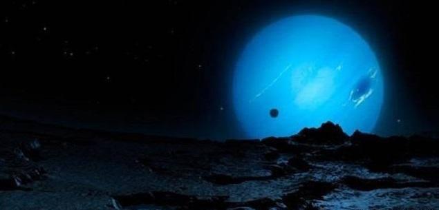 科学家发现海王星的两颗卫星有非常巧合