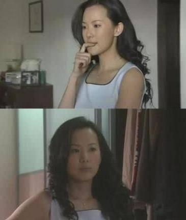 她出道23年零绯闻,是陈道明朱颜良知,嫁王菲初恋恩爱至今(图4)