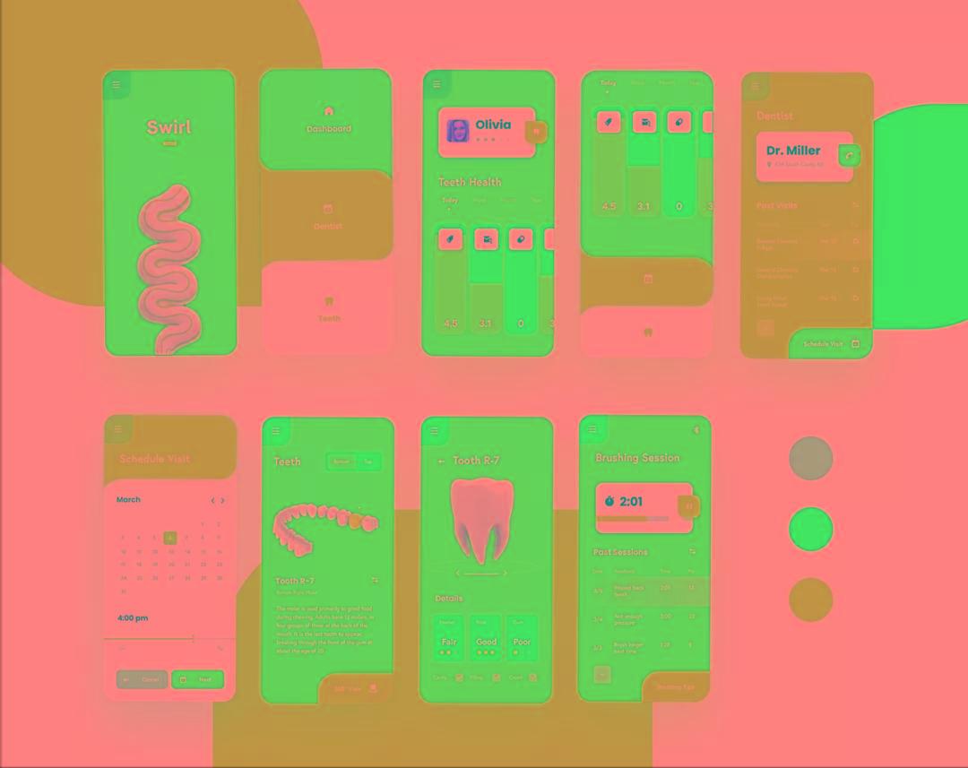 UI/UX设计最新趋势【衍果设计】