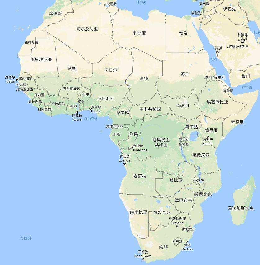 非洲gdp_非洲一绝美岛国:39年GDP猛涨7倍,福利堪比北欧景色绝美!