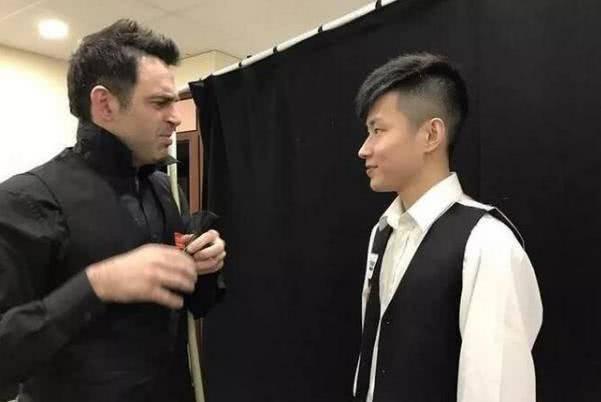 奥沙利文看好自己夺得世界冠军 中国帅哥4