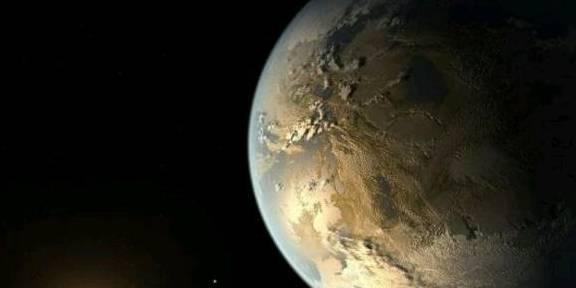 科学家发现一个可能有生命的宜居星球