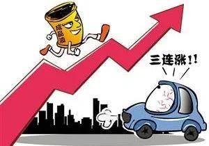 """国际油价""""三连涨"""",统计涨幅继续扩大"""