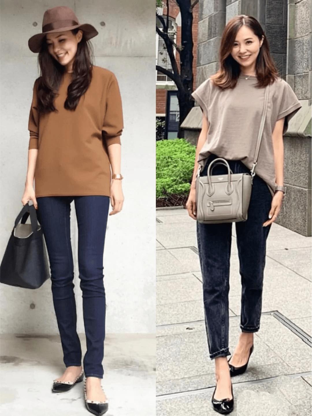 原创             40岁女人穿衣没大妈感,学会这几个穿搭技巧,时尚减龄有气质感