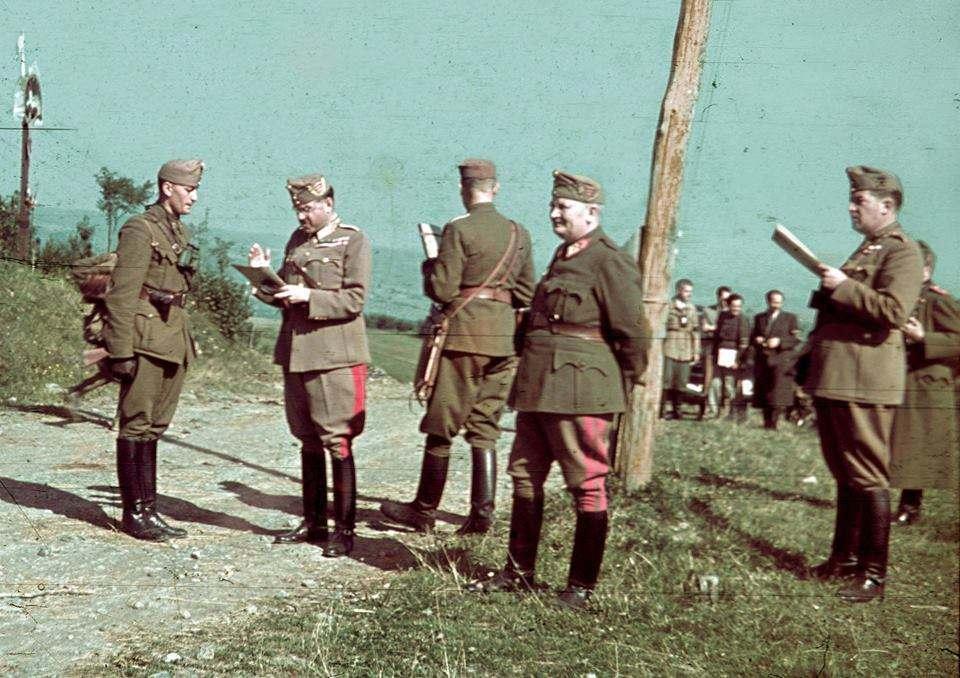 二战时期各国军队实力排名,日军第二,那么排第一的又是哪支部队