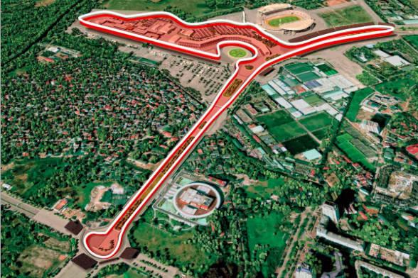 F1越南大奖赛宣布取消 因新冠肺炎疫情带来不确定性