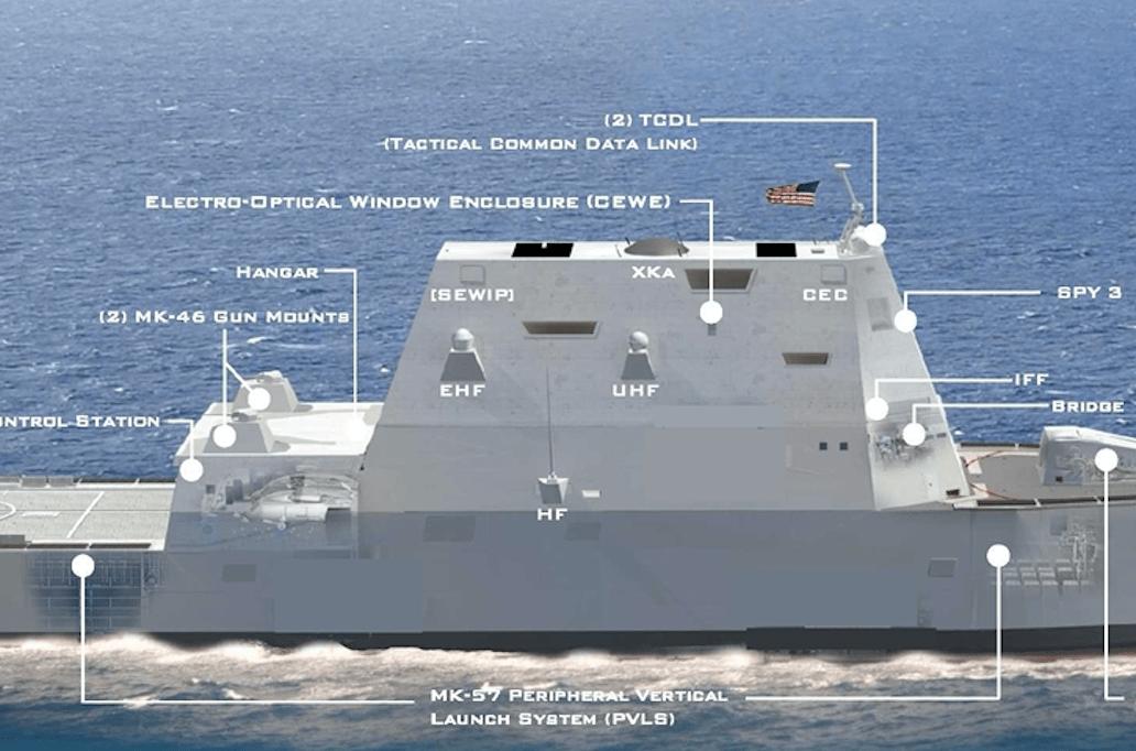 原创   美DDGNext驱逐舰公布:融合中俄舰艇理念,或改变海战样式    第3张