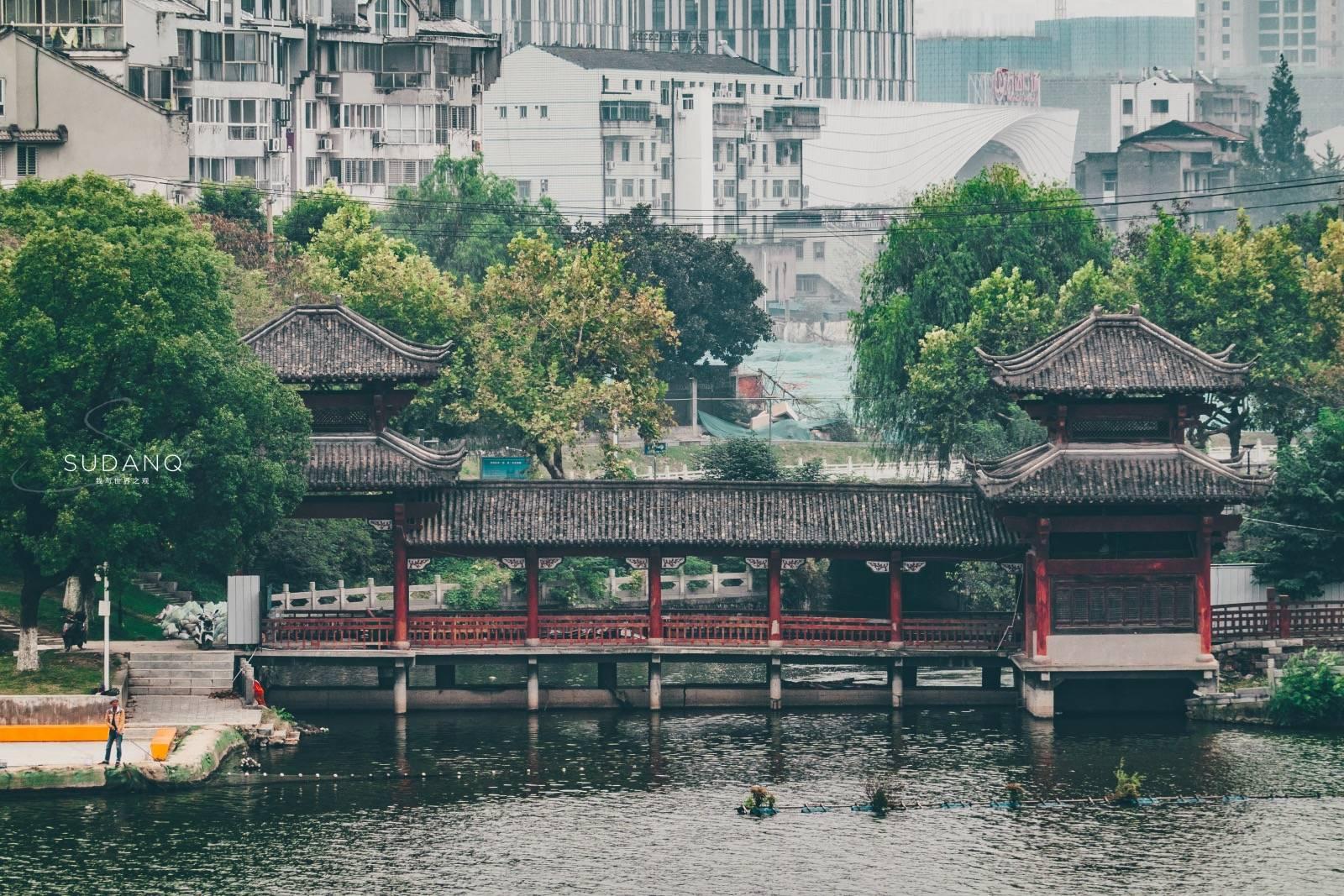 湖北荆州:一座被忽略的六朝古都,古老与现代交相辉映
