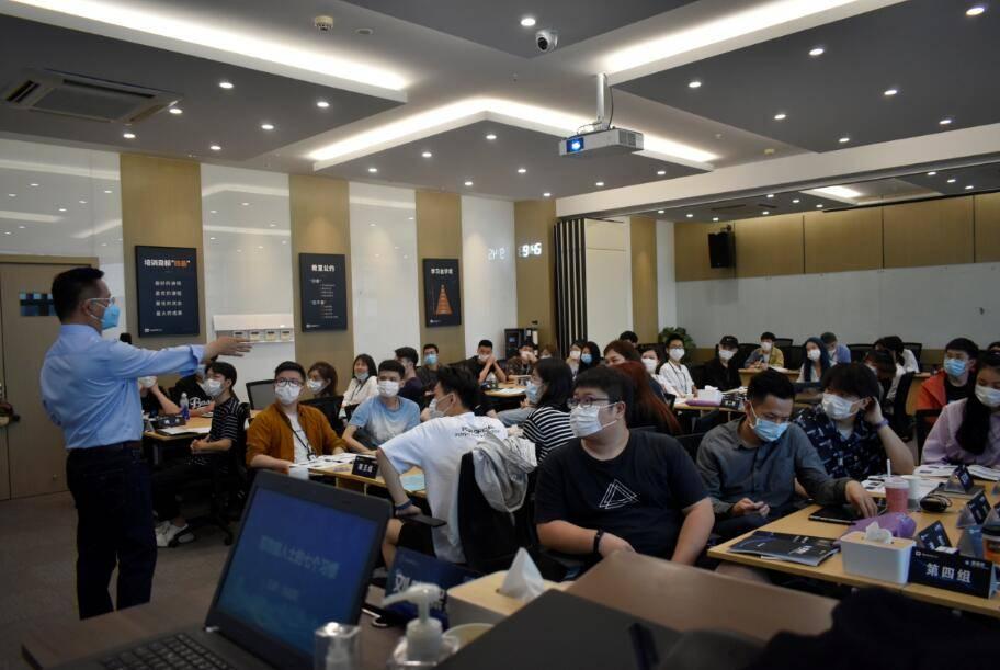 台湾刘成熙老师-精品课程-高效绩效团队管理(体验课程)