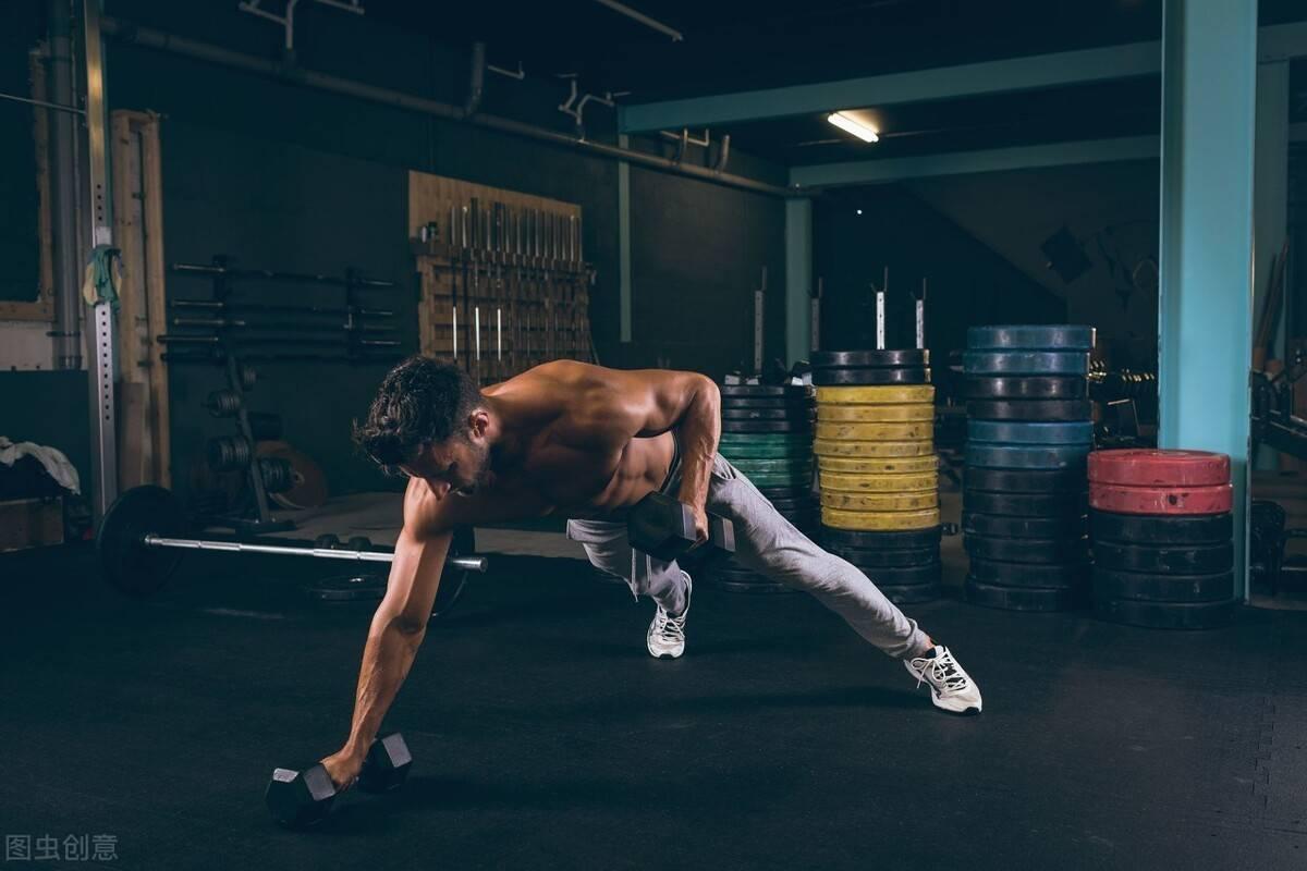 瘦子如何增肌增重?牢记这4个法则,摆脱瘦弱形象,练出强壮身材_训练