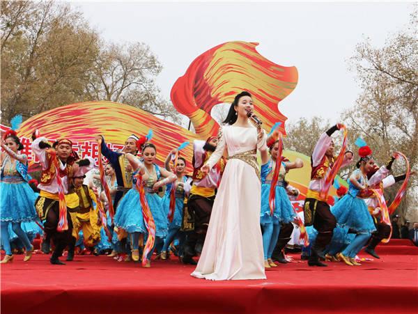重磅精彩赛事蓄势待发 第十二届胡杨节,沙雅准备好了