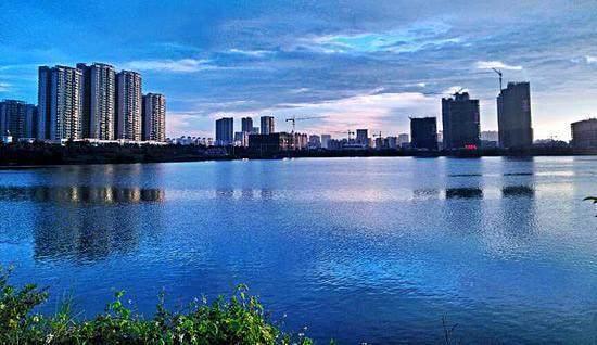 广东的两个最贫穷的城市预计将在未来合并,创建一个新的中心城市。 广东省