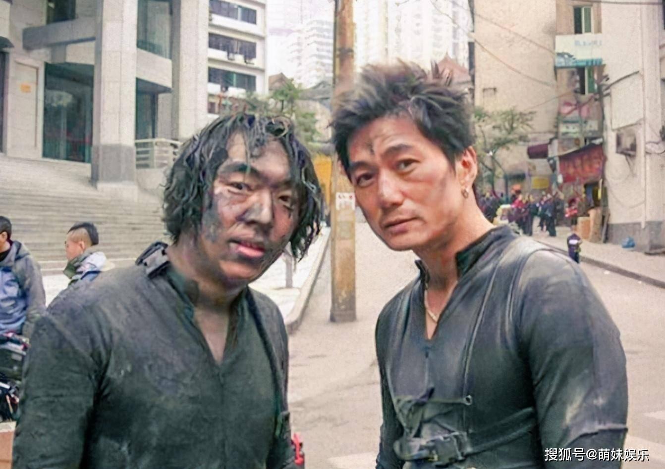 黄渤乞丐图片