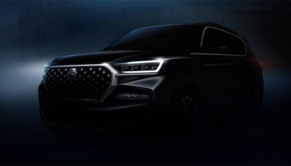 韩国原装品牌唯一SUV:轴距2.8米,兼职4wd,带大梁!