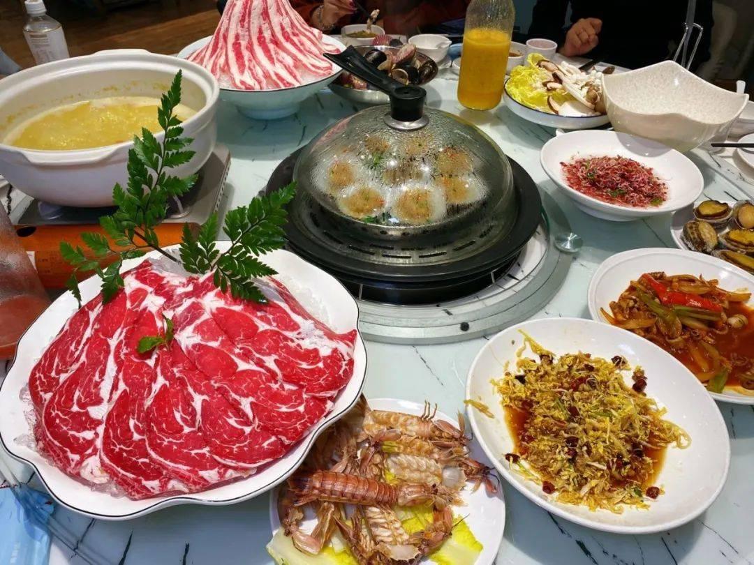 """长春超养生的蒸汽海鲜,70+种海鲜,个大肥实,一口""""蒸""""服"""