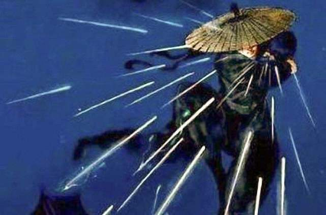 世界3大危险暗器:第2是中国冷兵器之王,第3发射时像孔雀开屏
