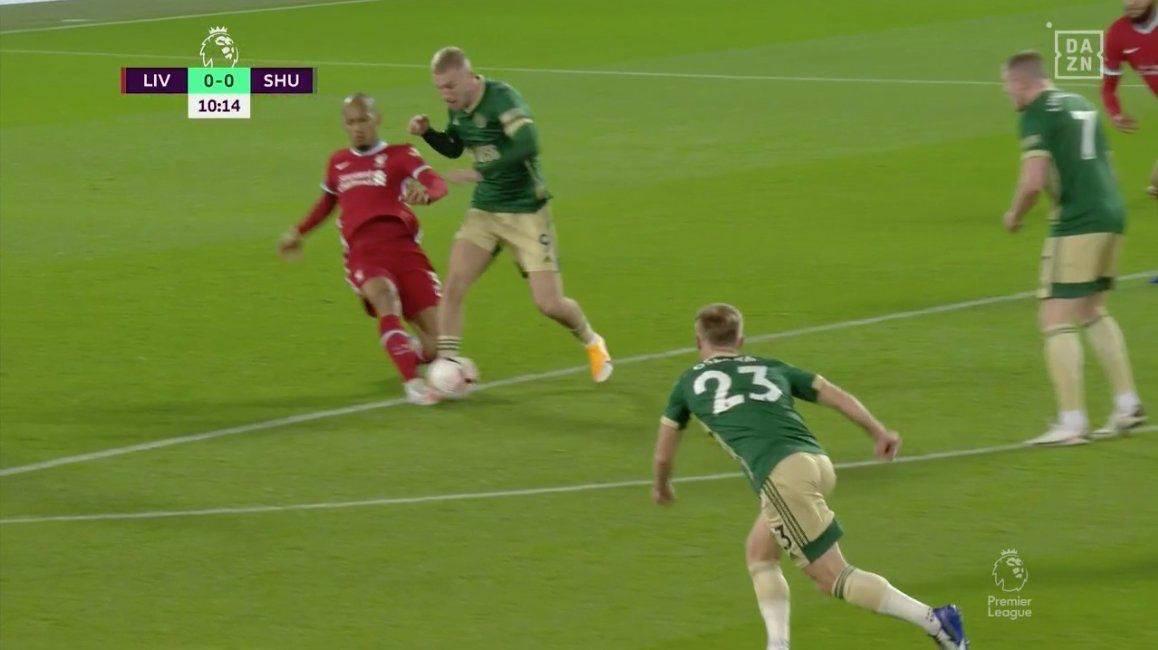 严峻!利物浦丢球=英超垫底队 禁区线放铲