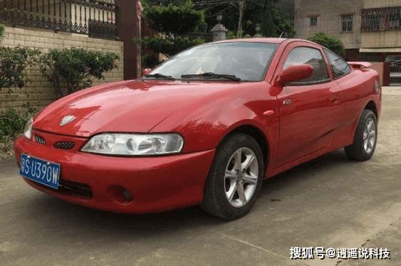 在中国跑车的历史上,这些车型曾经出现过,现在都没有了!