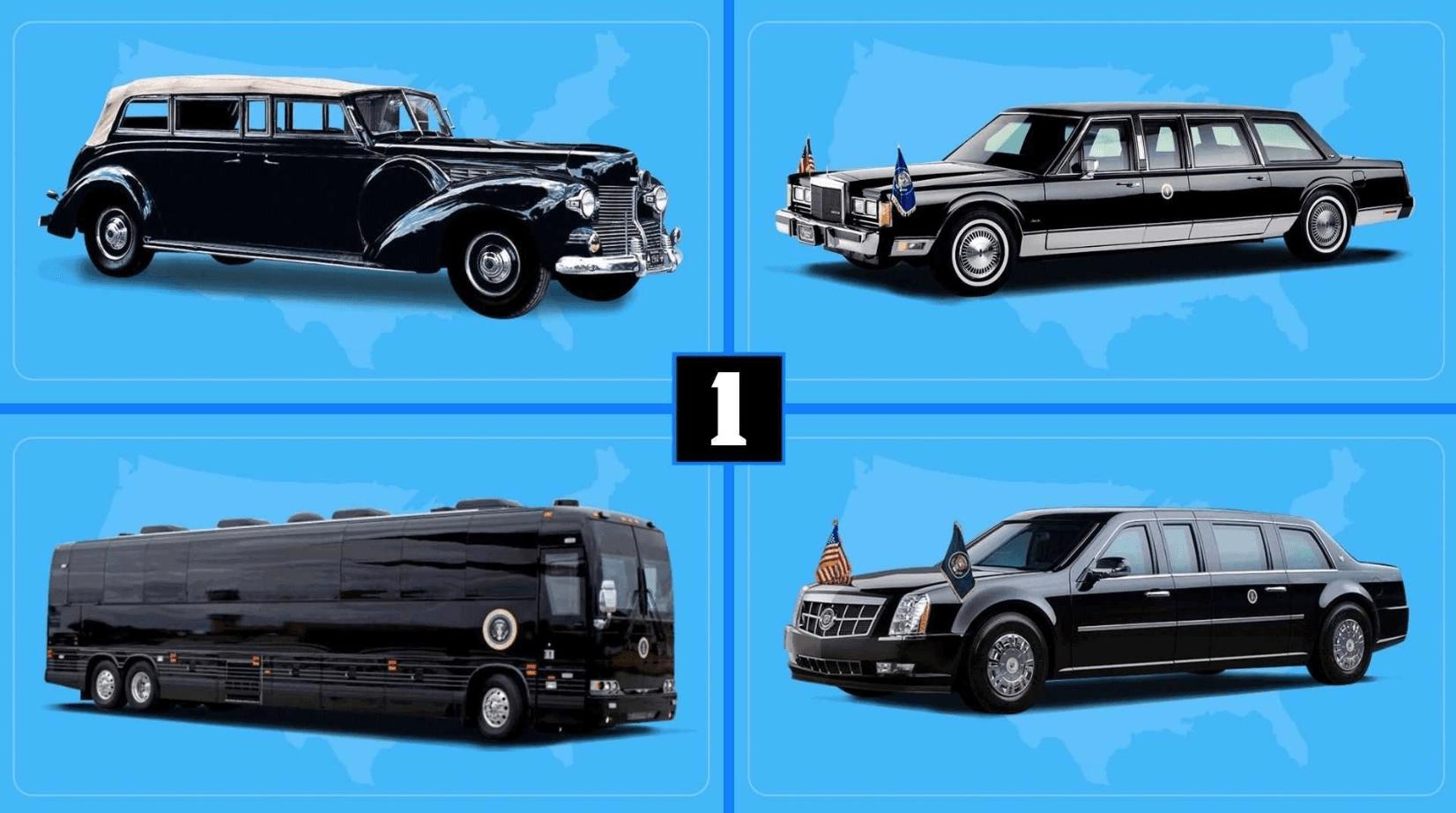 美国历代总统座驾盘点:从林肯到凯迪拉克,行走的