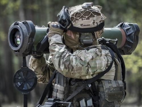 """全球顶尖的反坦克导弹:以色列""""长钉"""",射程可达到4000米!"""