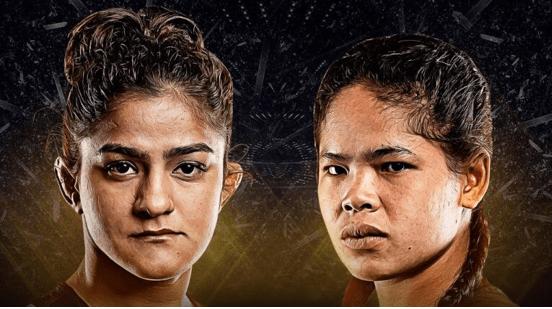 女子八人赛入场券之战 印度国宝级摔跤手拼了