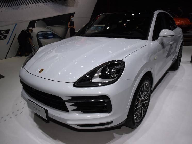 新款保时捷卡宴电动混合动力汽车已售出868,000辆