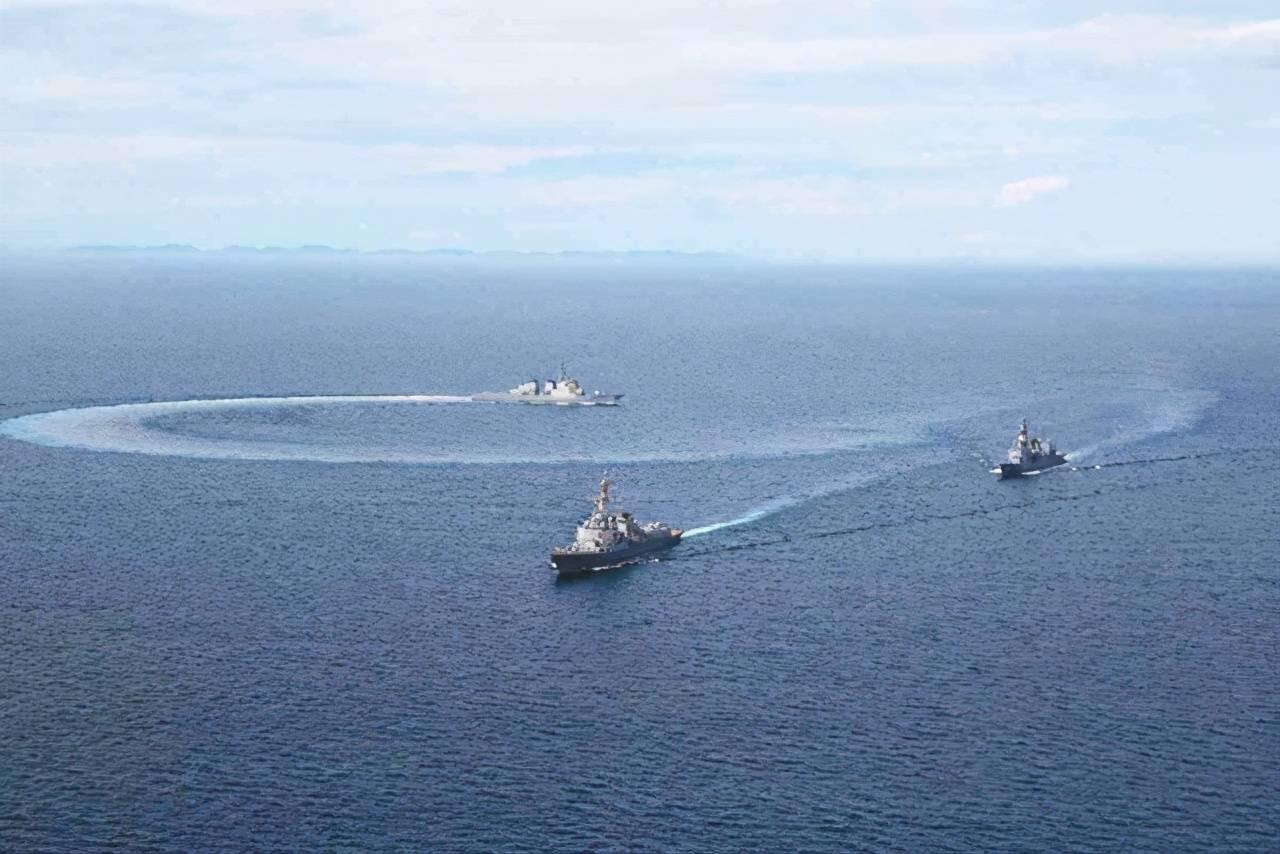 美日印澳军演开幕,制约中国?普京发话了,暗示中俄可结军事同盟