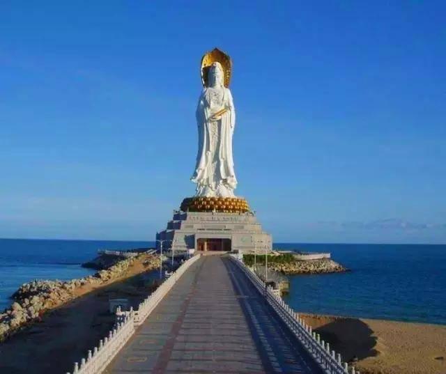 洛阳到海口旅游——三亚5日行程路线