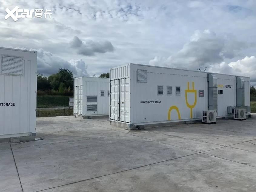 雷诺电子威在欧洲推广两大电池存储项目