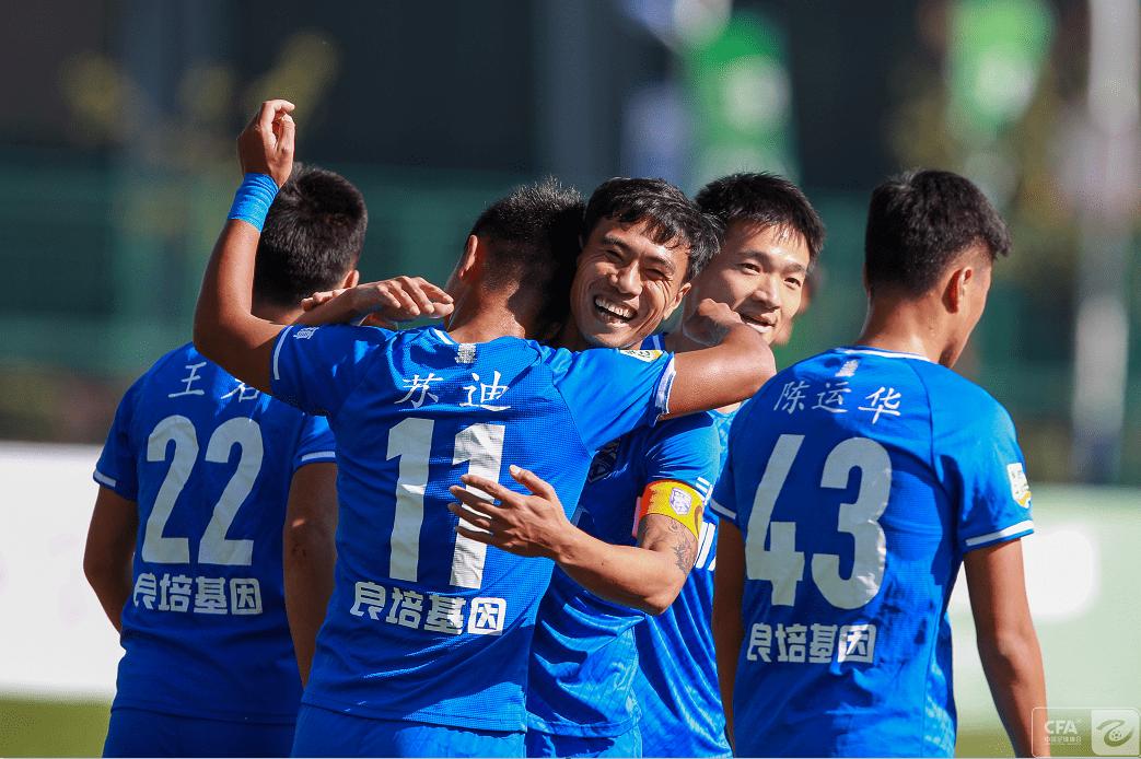中乙|武汉三镇4比0大胜,重返积分榜榜首……